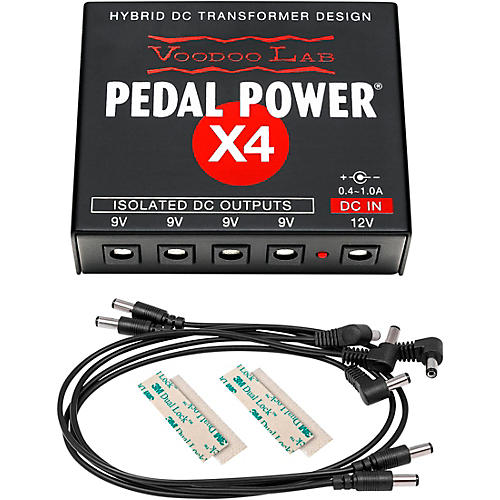 Voodoo Lab Pedal Power X4 Expander Kit thumbnail
