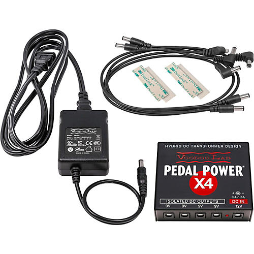 Voodoo Lab Pedal Power X4 Isolated Power Supply thumbnail