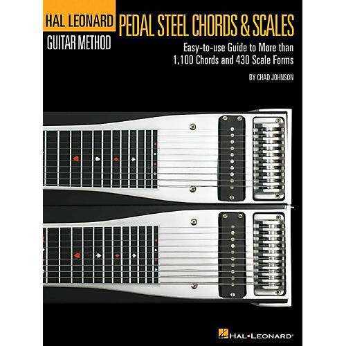 Hal Leonard Pedal Steel Chords & Scales - Hal Leonard Pedal Steel Method Series Book thumbnail