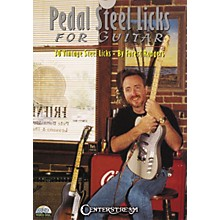 Centerstream Publishing Pedal Steel Licks for Guitar (DVD)