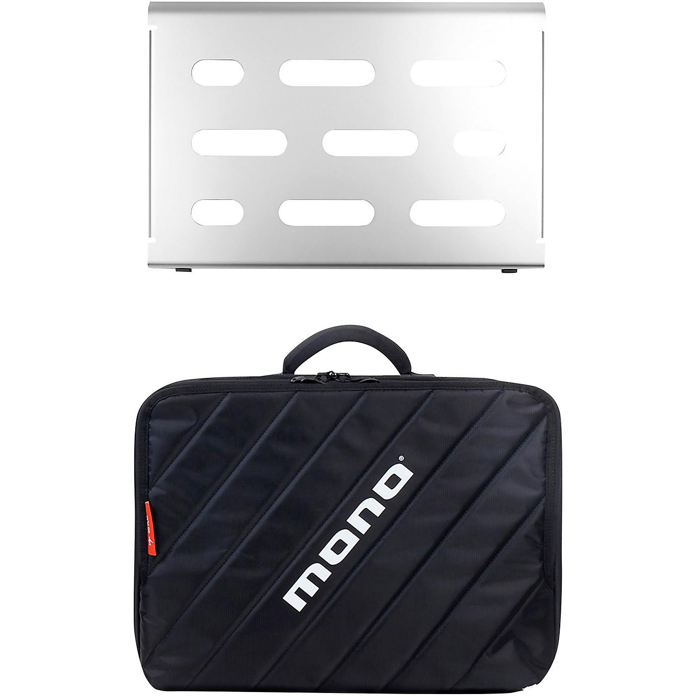 MONO Pedalboard Small, Silver and Club Accessory Case 2.0, Black thumbnail
