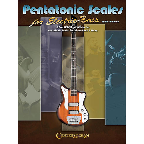 Hal Leonard Pentatonic Scales for Electric Bass (Book) thumbnail