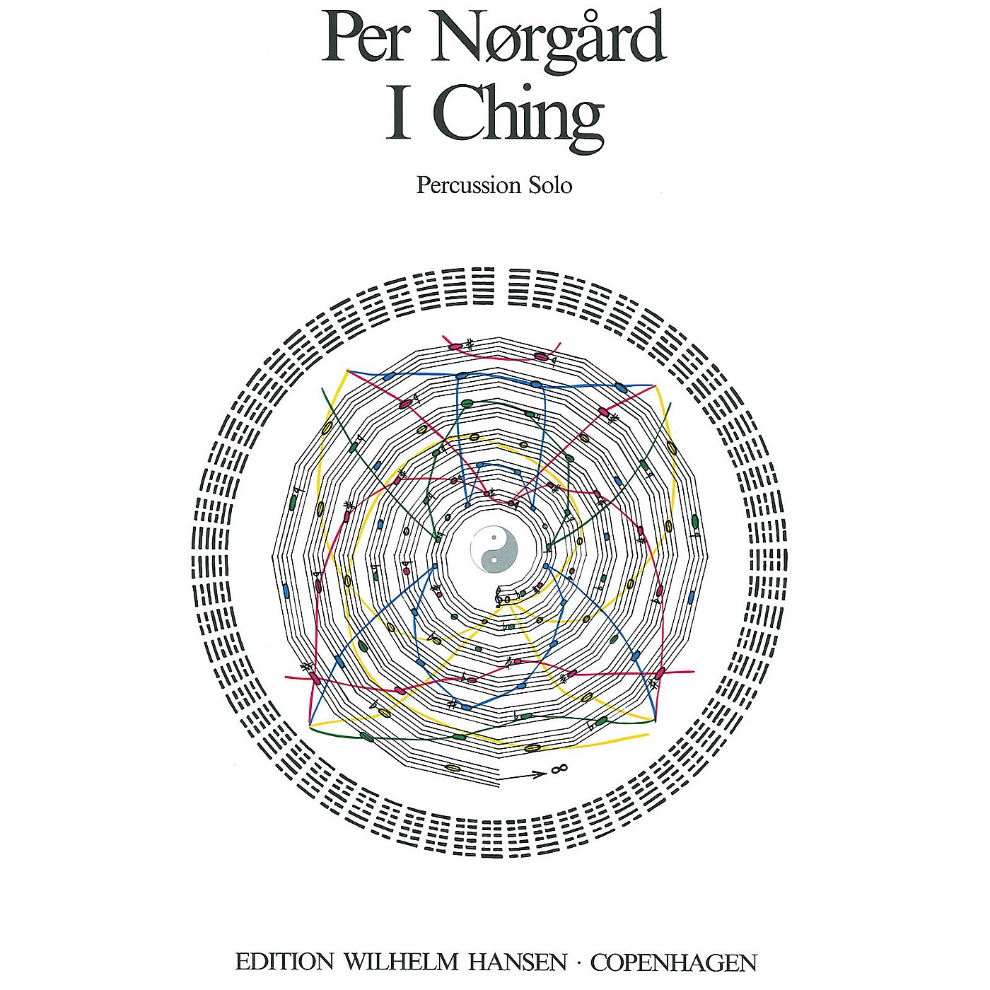Music Sales Per Norgard: I Ching Music Sales America Series thumbnail