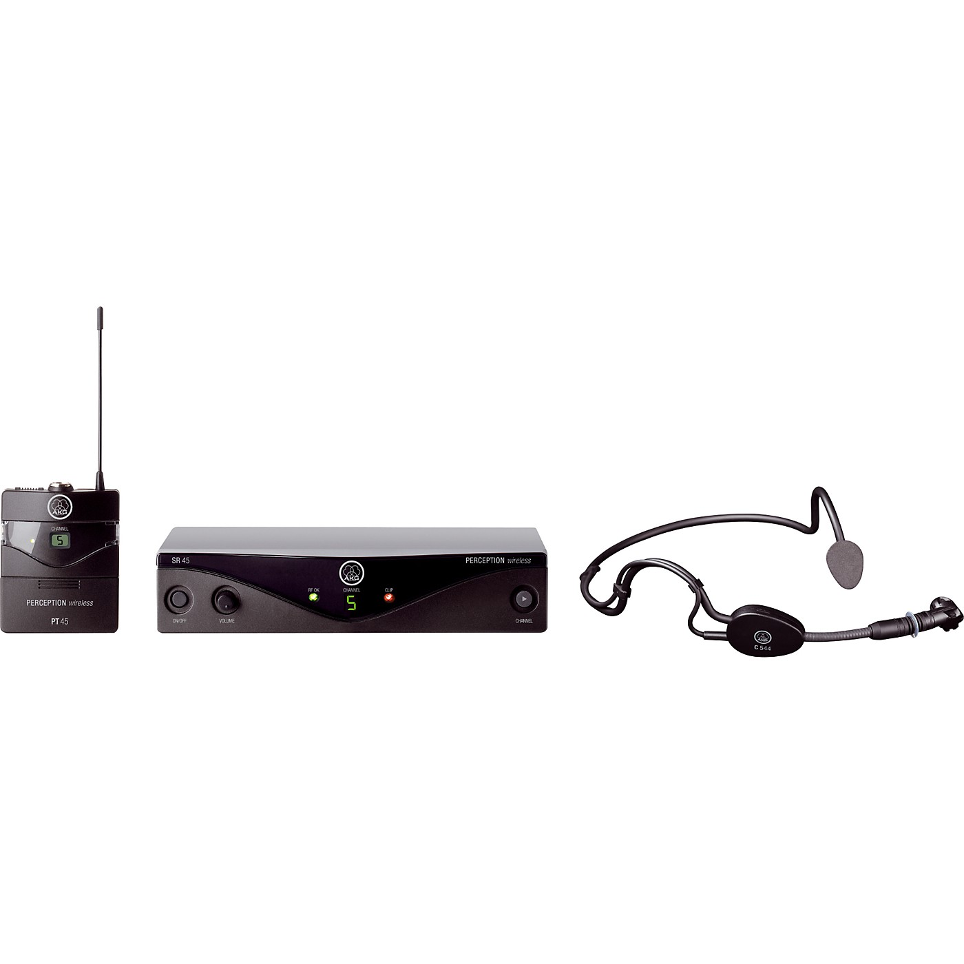 AKG Perception Wireless Sports Set thumbnail