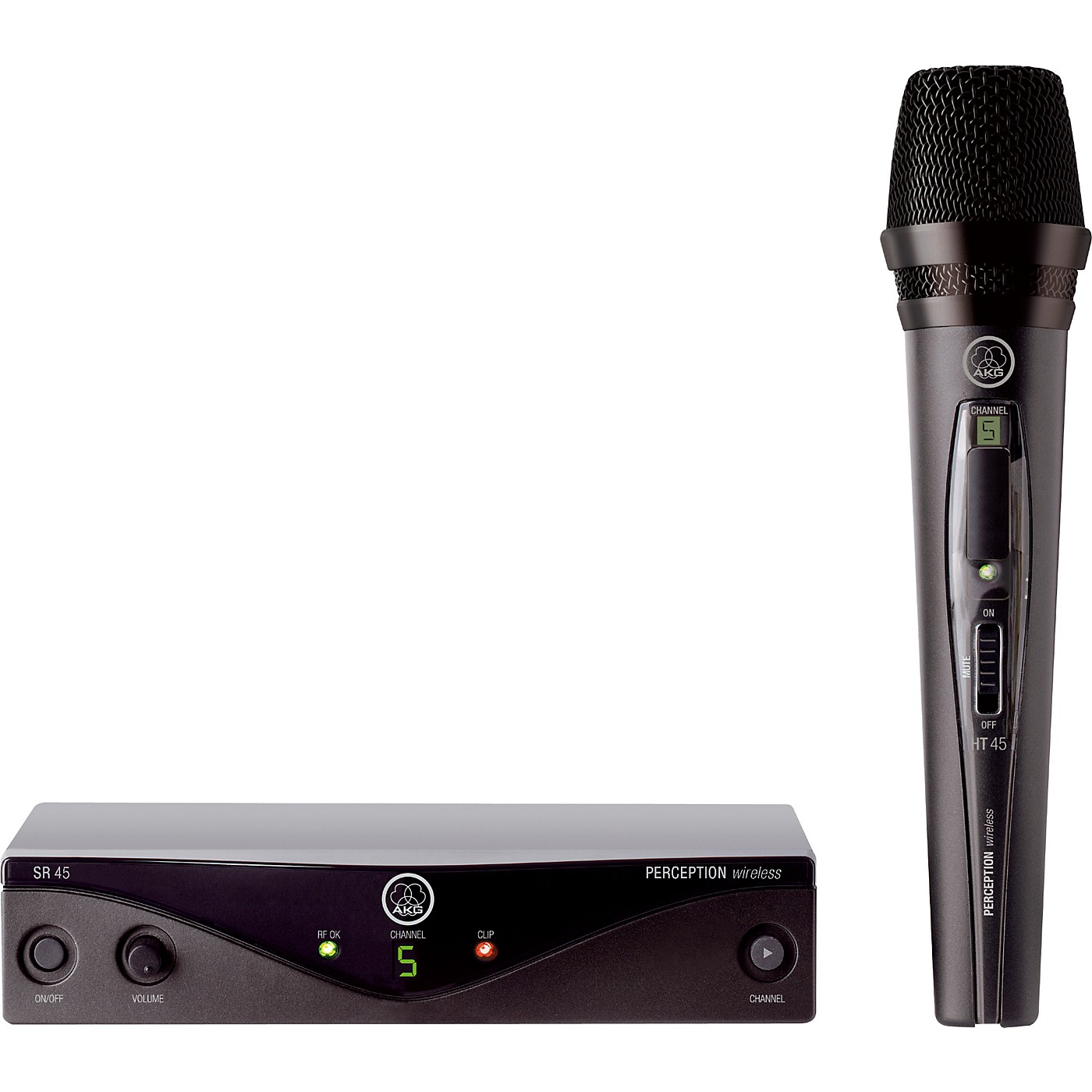 AKG Perception Wireless Vocal Set thumbnail