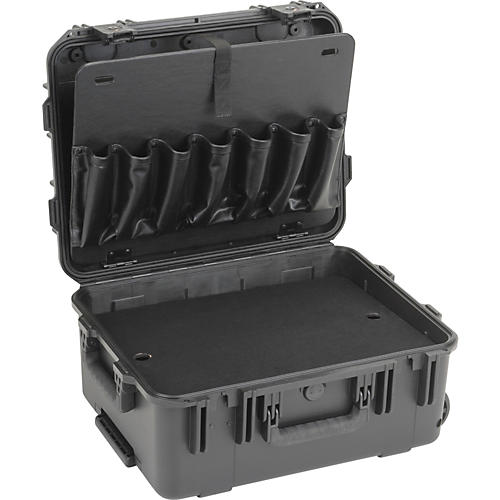 SKB Percussion / Mallet Case w/ Mallet Holsters and Trap Table-thumbnail