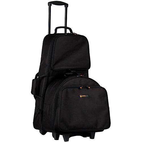 Protec Percussion Kit and Snare Combination Bag with Trolley thumbnail