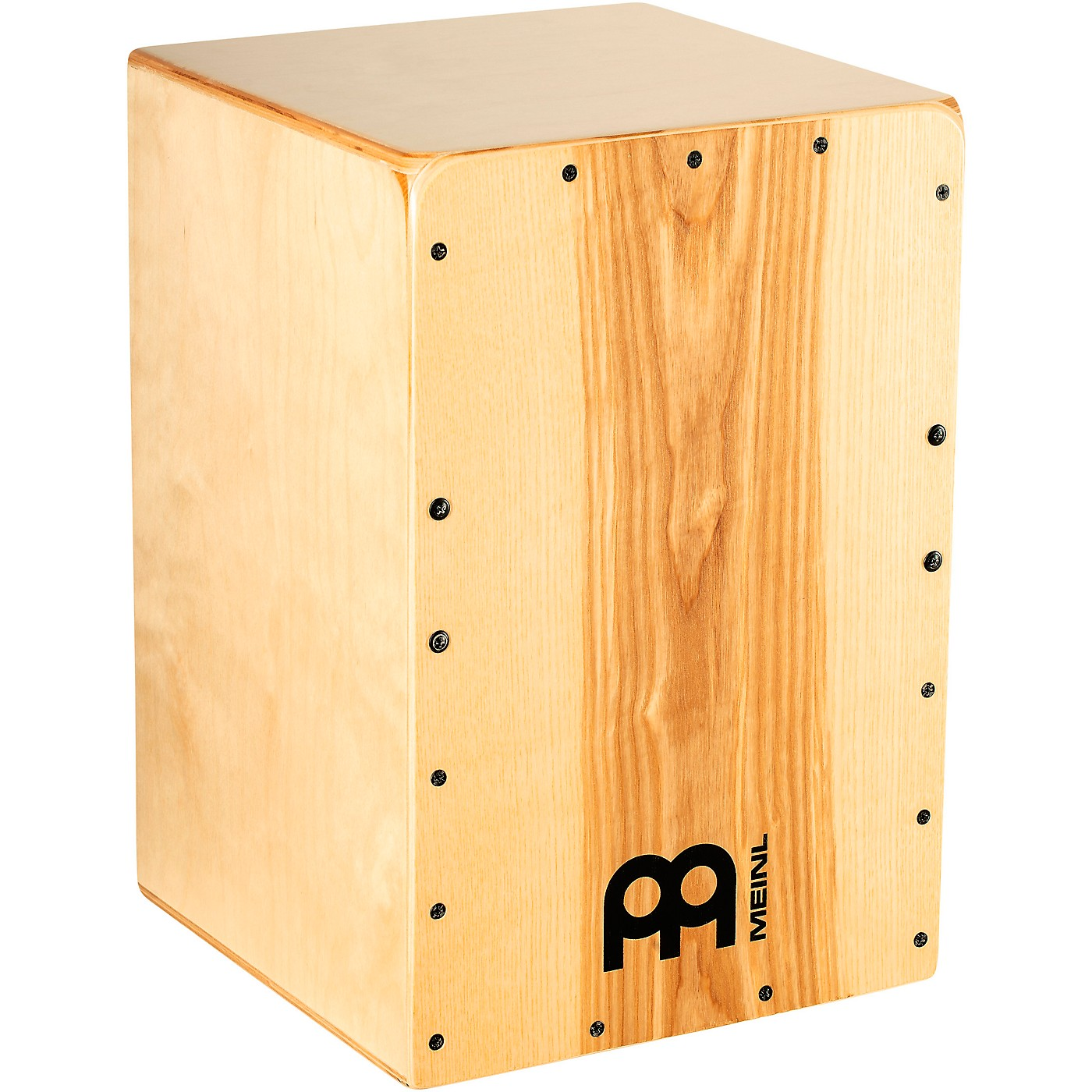 MEINL Percussion Snarecraft Series Cajon with Heart Ash Frontplate thumbnail