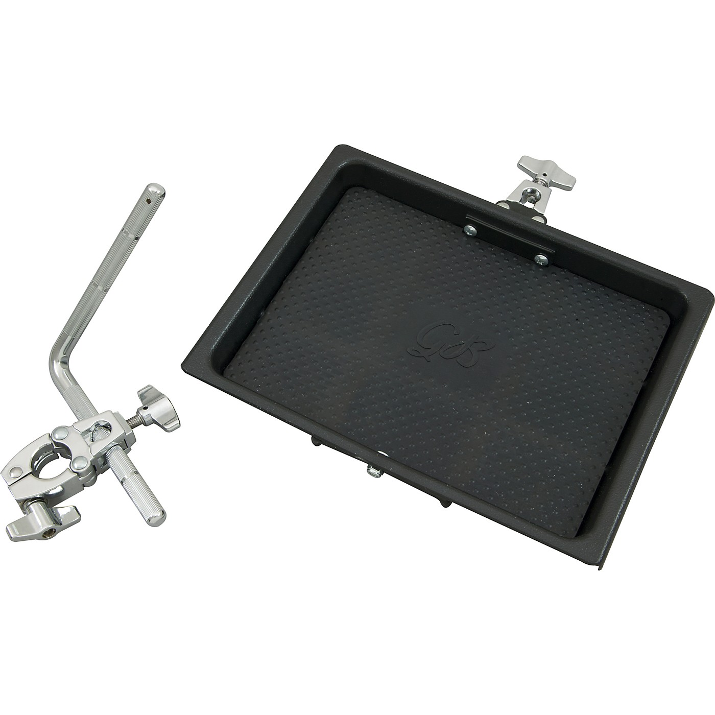 Gon Bops Percussion Tray with Clamp thumbnail