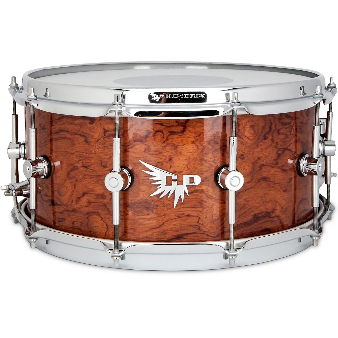 Hendrix Drums Perfect Ply Bubinga Snare Drum thumbnail