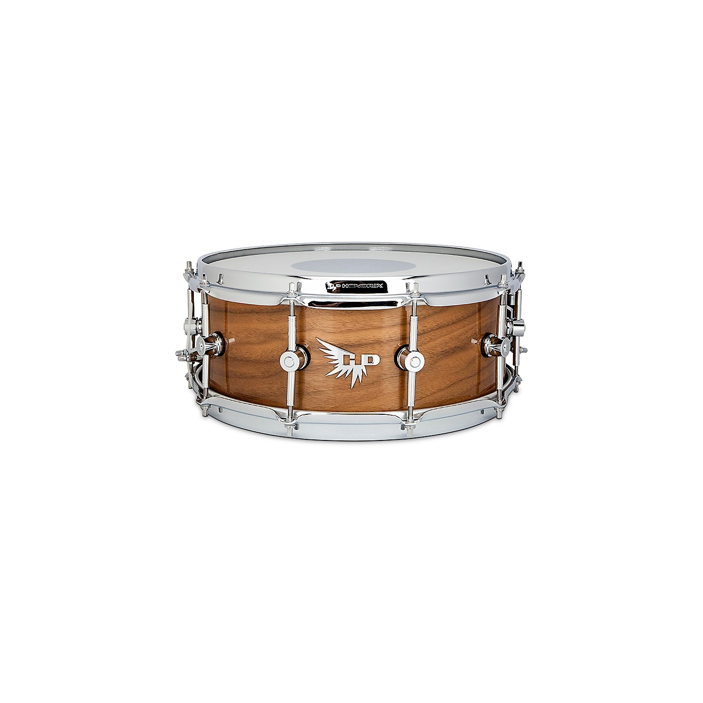 Hendrix Drums Perfect Ply Walnut Snare Drum thumbnail