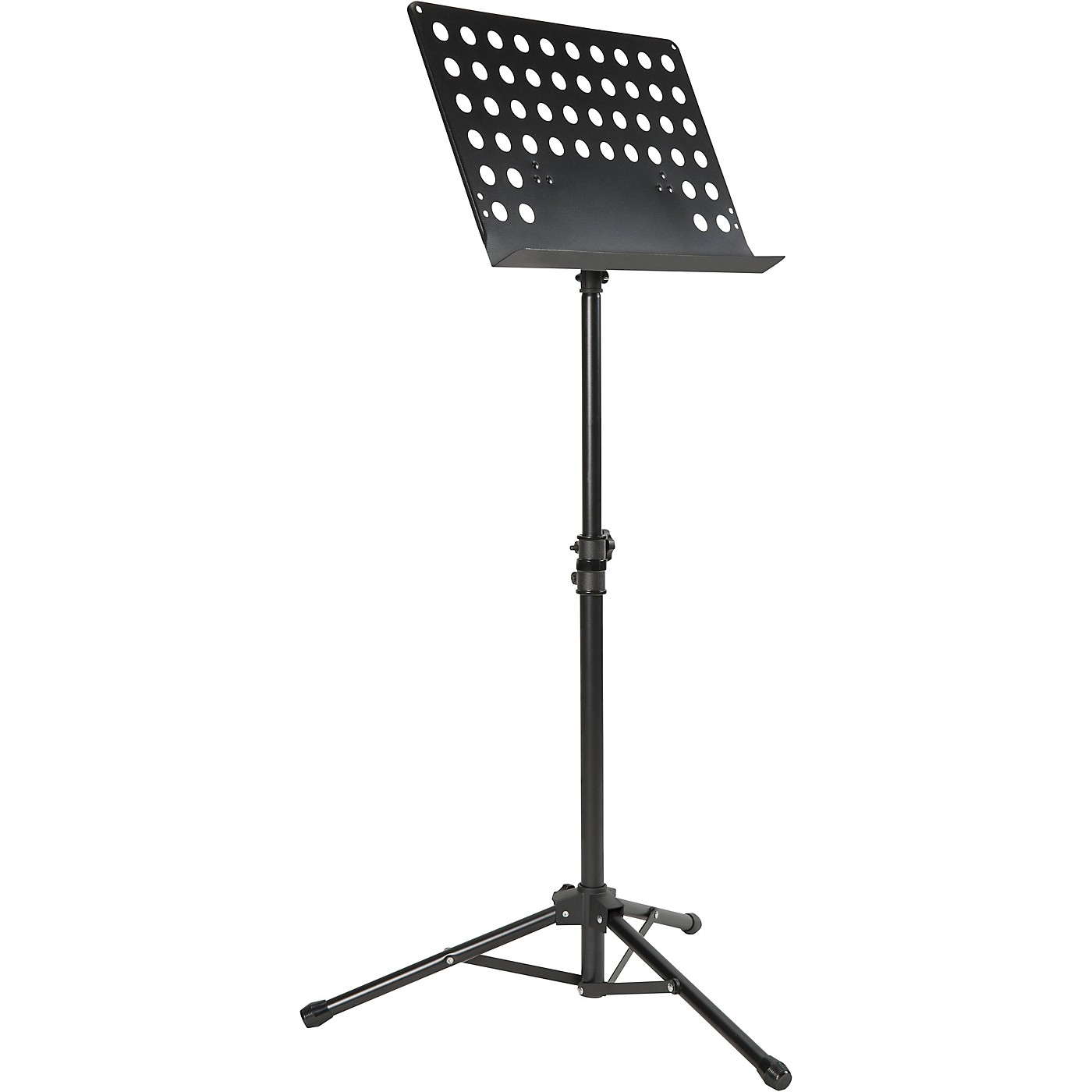 Musician's Gear Perforated Tripod Orchestral Music Stand thumbnail