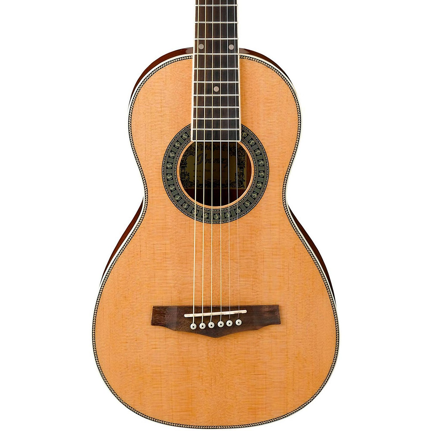 Ibanez Performance PN1-NT Acoustic Parlor Guitar thumbnail