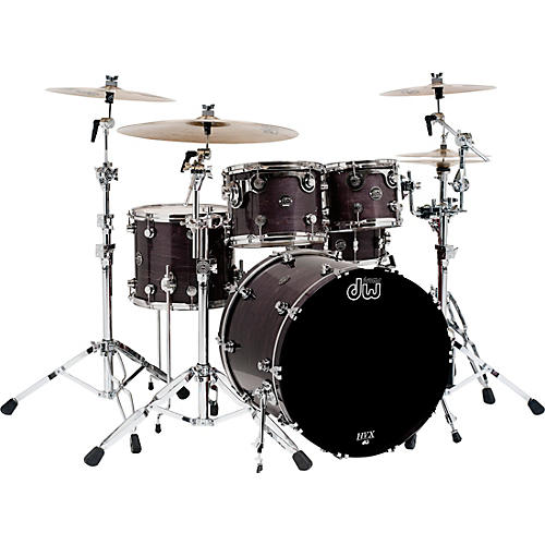 DW Performance Series 5-Piece Shell Pack with Chrome Hardware thumbnail