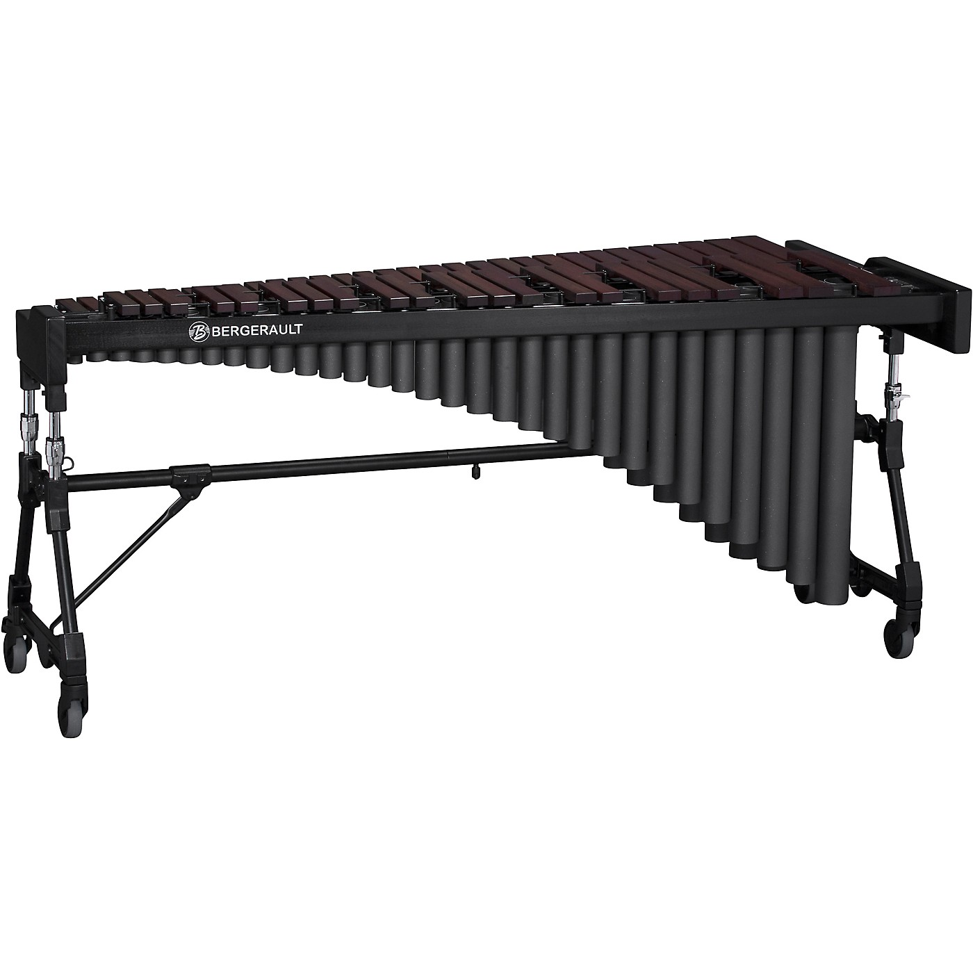 Bergerault Performance Series Concert Marimba, 4.3 Octaves, Padauk Bars thumbnail