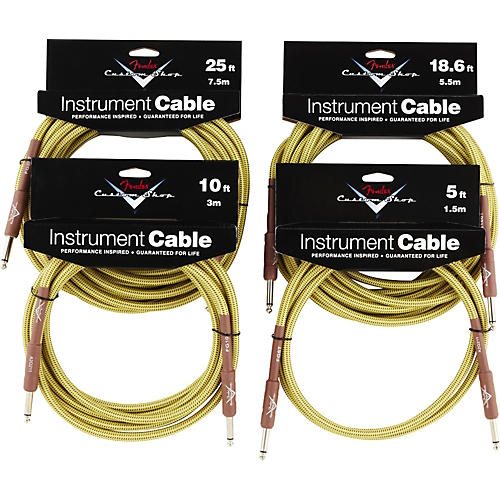 Fender Performance Series Instrument Cable thumbnail