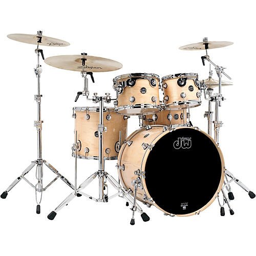 DW Performance Series Natural Shell Pack with Chrome Hardware thumbnail