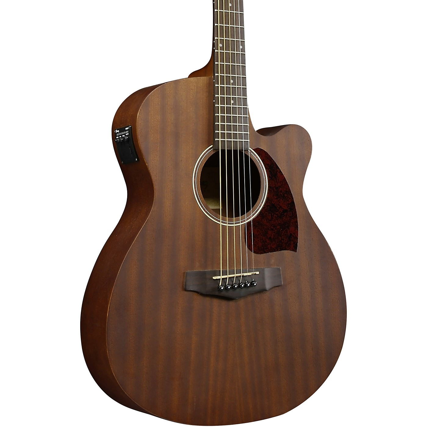 Ibanez Performance Series PC12MHCEOPN Grand Concert Acoustic-Electric Guitar thumbnail