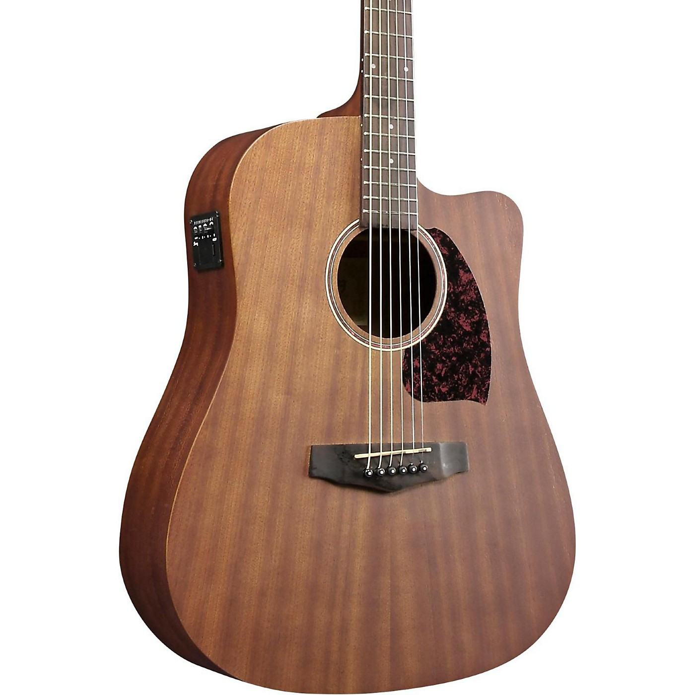 Ibanez Performance Series PF12MHCEOPN Mahogany Dreadnought Acoustic-Electric Guitar thumbnail