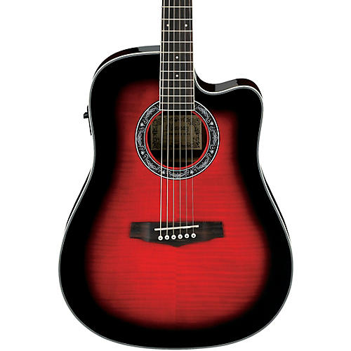 Ibanez Performance Series PF28ECE Acoustic-Electric Guitar thumbnail