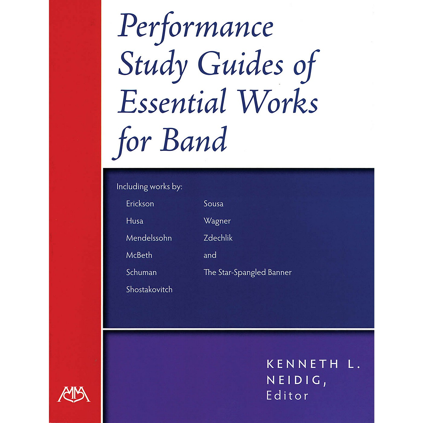 Meredith Music Performance-Study Guides of Essential Works for Band Concert Band thumbnail