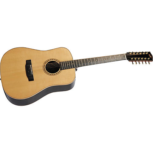Bedell Performance TB-28-12-G Dreadnought 12-String Acoustic thumbnail