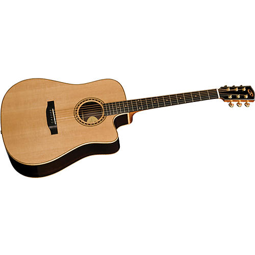 Bedell Performance TBCE-28-G Dreadnought Cutaway Acoustic-Electric Guitar-thumbnail