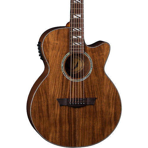 Dean Performer Koa Acoustic-Electric Guitar thumbnail