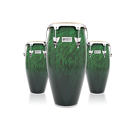 LP Performer Series 3-Piece Conga Set with Chrome Hardware thumbnail