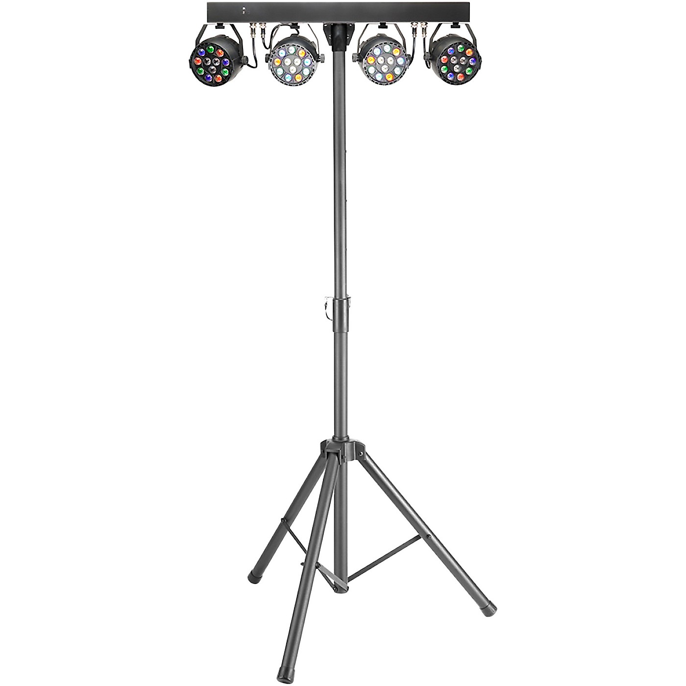 Stagg Performer Set with 4 PAR 12 and Stand thumbnail