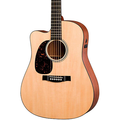 Martin Performing Artist Series DCPA4 Dreadnought Left-Handed Acoustic-Electric Guitar thumbnail