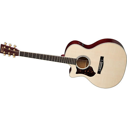 Martin Performing Artist Series GPCPA Mahogany Left Handed Acoustic-Electric Guitar-thumbnail