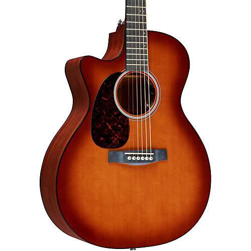 Martin Performing Artist Series GPCPA4 Shaded Top Grand Performance Left-Handed Acoustic-Electric Guitar thumbnail