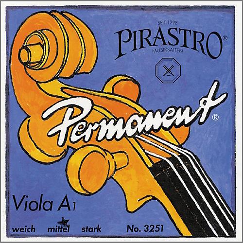 Pirastro Permanent Series Viola String Set thumbnail