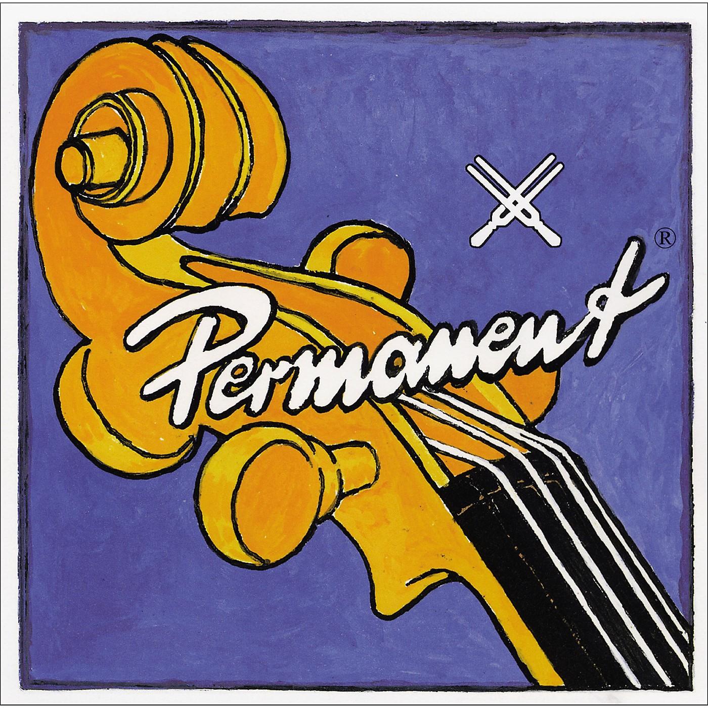 Pirastro Permanent Soloist Series Cello String Set thumbnail