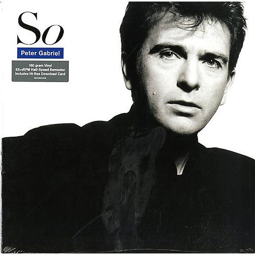 Alliance Peter Gabriel - So thumbnail