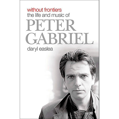 Alfred Peter Gabriel  Without Frontiers: Life and Music Hardcover Book thumbnail