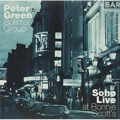 Alliance Peter Green - Soho Sessions - Live In Soho thumbnail