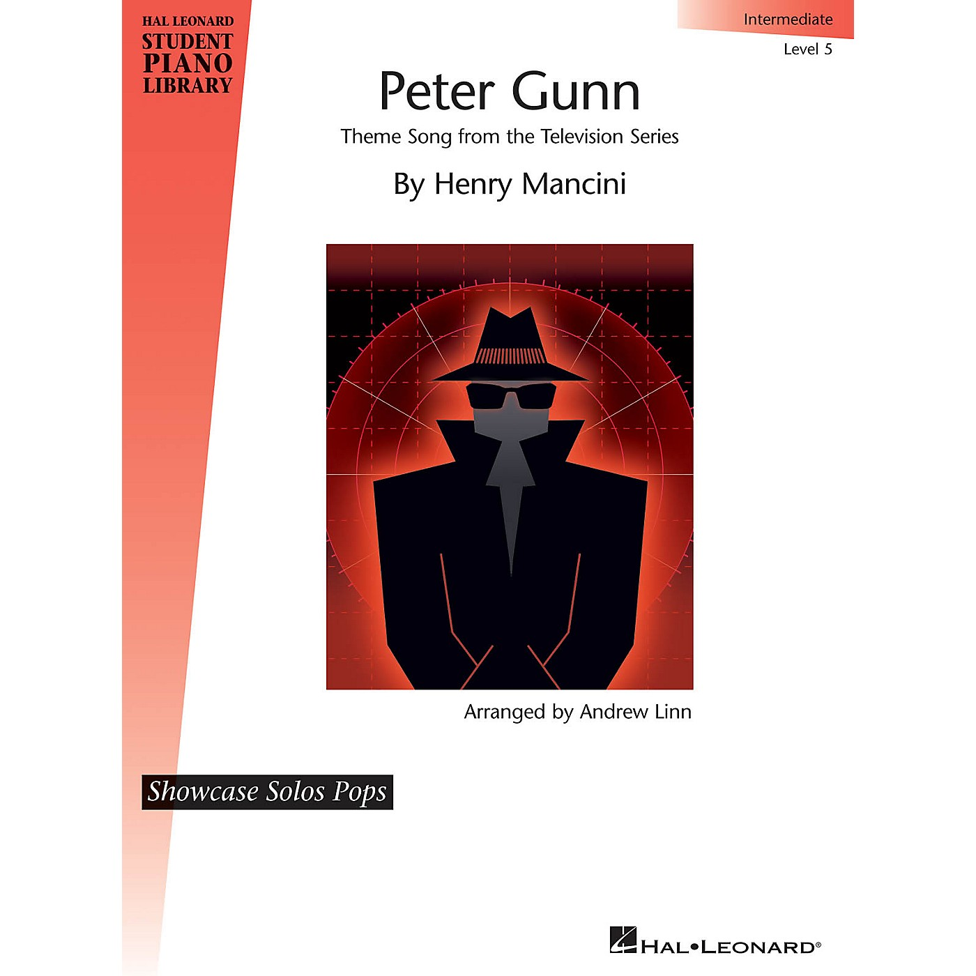 Hal Leonard Peter Gunn (Theme Song from the Television Series) Piano Library Series (Level Late Inter/Level 5) thumbnail