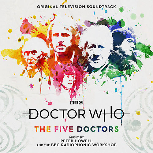 Alliance Peter Howell - Doctor Who: The Five Doctors (Original Soundtrack) thumbnail