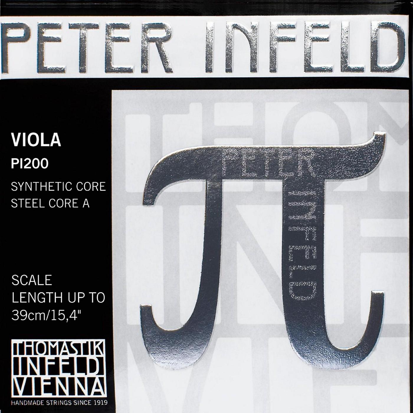 Thomastik Peter Infeld Series Viola String Set thumbnail