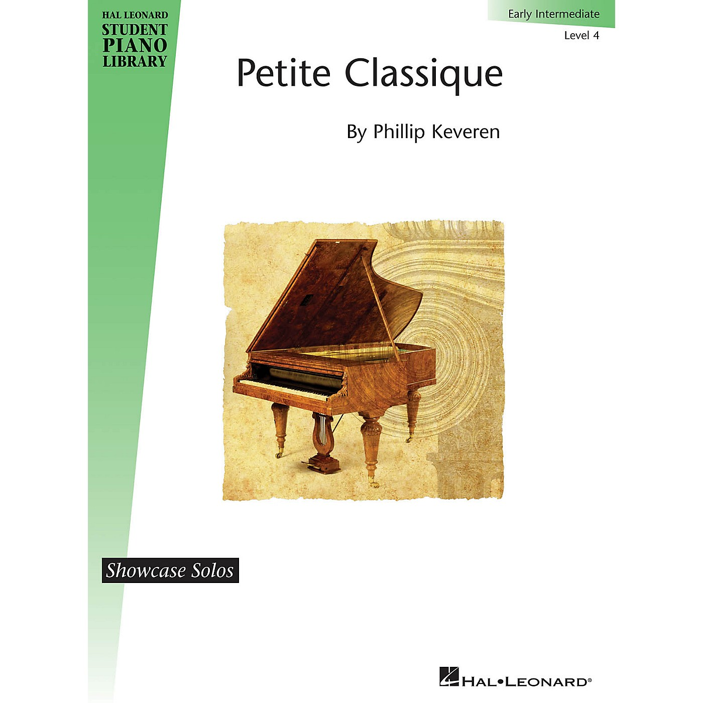 Hal Leonard Petite Classique Piano Library Series by Phillip Keveren (Level Early Inter) thumbnail