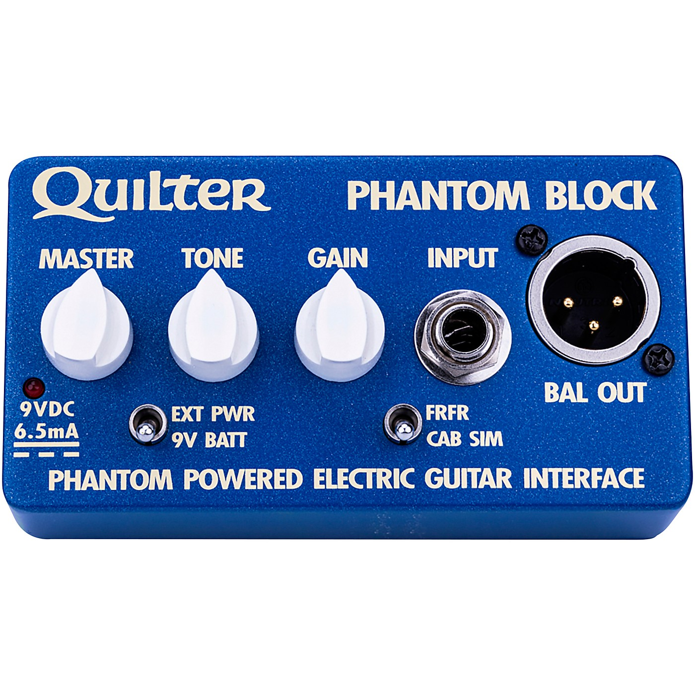 Quilter Labs Phantom Block Electric Guitar Interface and DI thumbnail