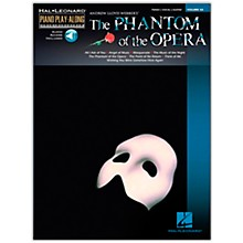 Hal Leonard Phantom Of The Opera - Piano Play-Along Volume 83 (Book/Online Audio)