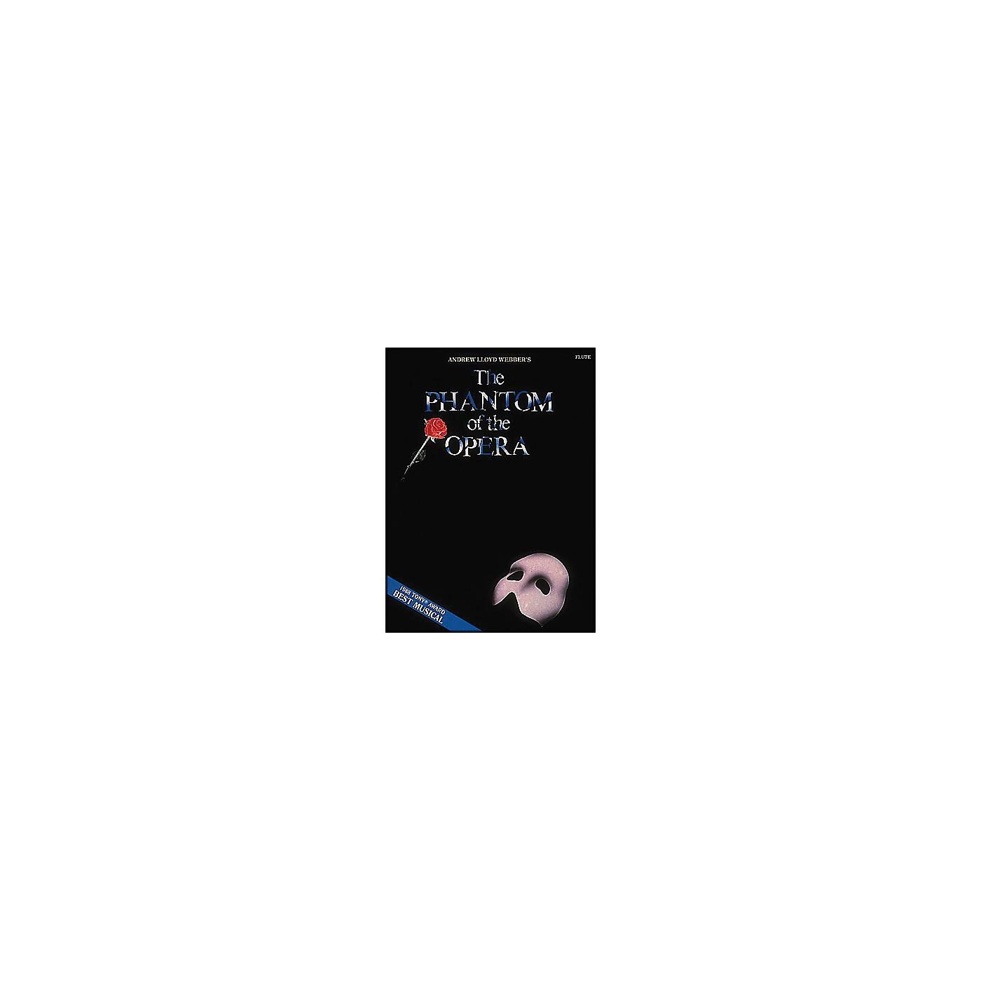 Hal Leonard Phantom Of The Opera for Flute thumbnail