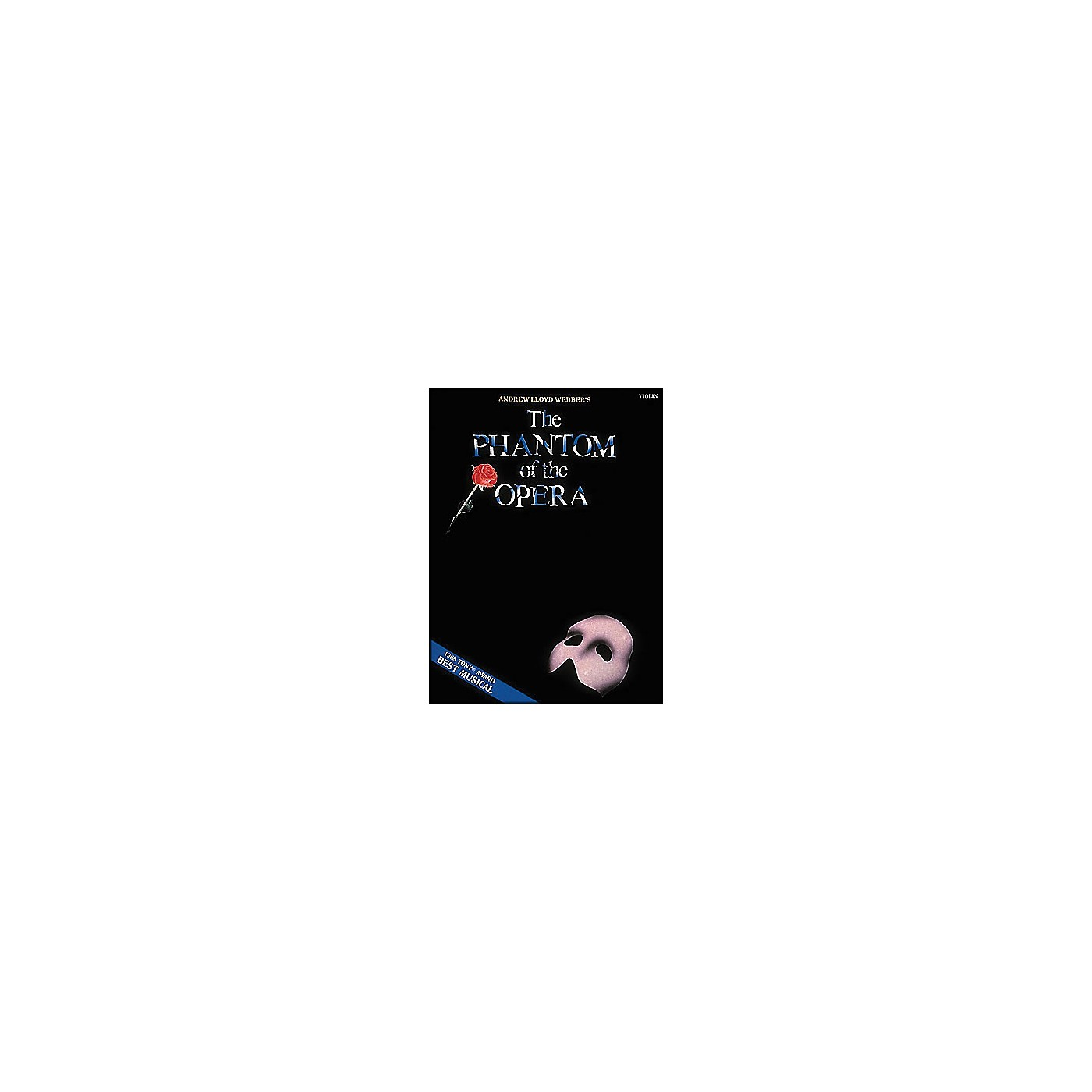 Hal Leonard Phantom Of The Opera for Violin thumbnail
