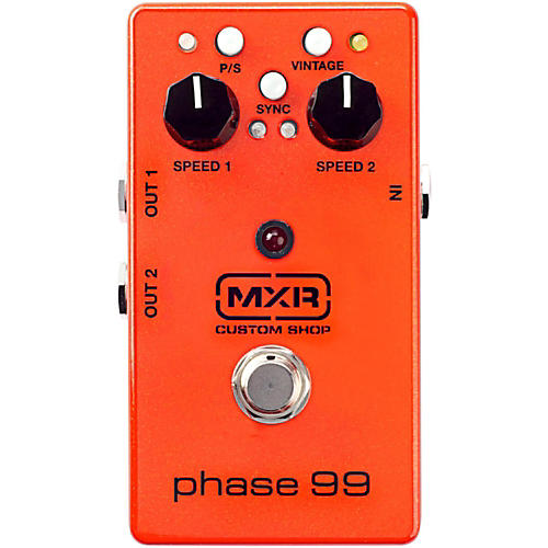 MXR Custom Shop Phase 99 Guitar Effects Pedal thumbnail