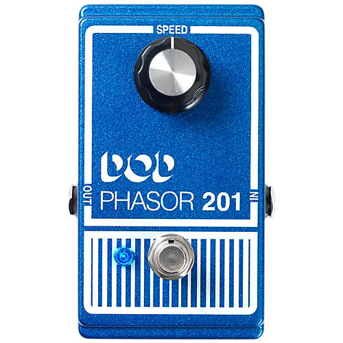 DOD Phasor 201 Analog Phaser/Pitch Shifter Guitar Effects Pedal thumbnail