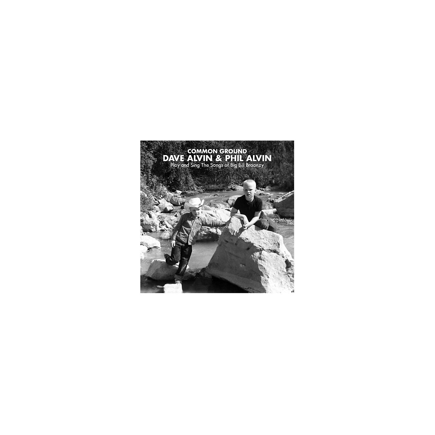 Alliance Phil Alvin - Common Ground: Dave Alvin & Phil Alvin Play & Sing thumbnail