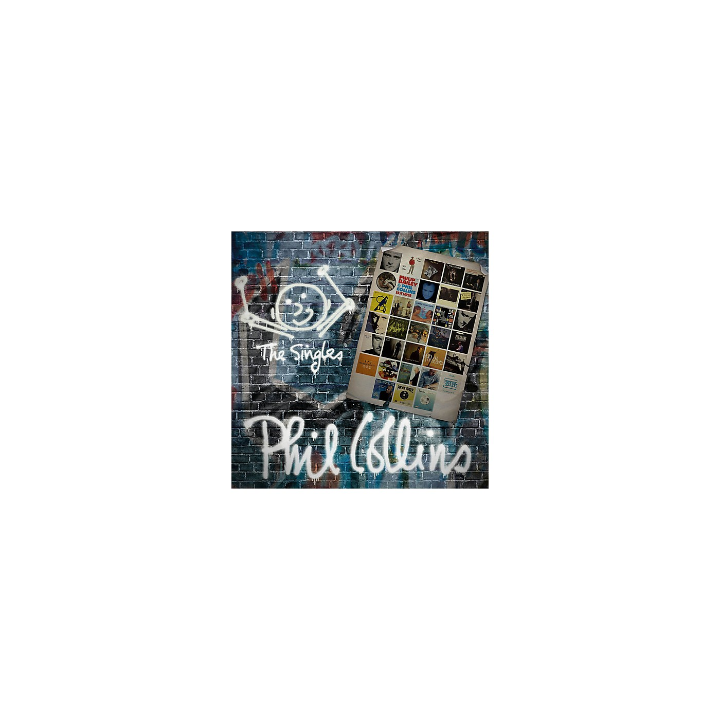 Alliance Phil Collins - The Singles (CD) thumbnail